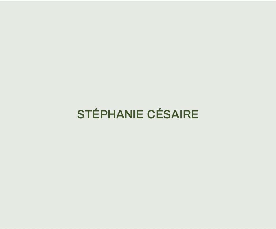 Stéphanie Césaire